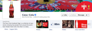 Coca-Cola uses Facebook apps to sell their products. Facebook app development can help you too.