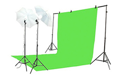 Green screen videography